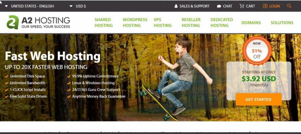 a2 1 1024x456 - A2Web Hosting บริการ web hosting ชั้นนำระดับสากล