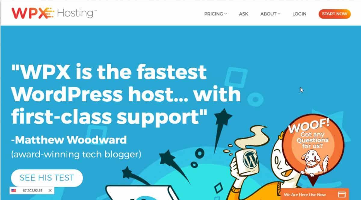 wpx - WPXHosting ดีไหม  web hosting ต่างประเทศที่มีความโดดเด่นในด้านความเร็ว