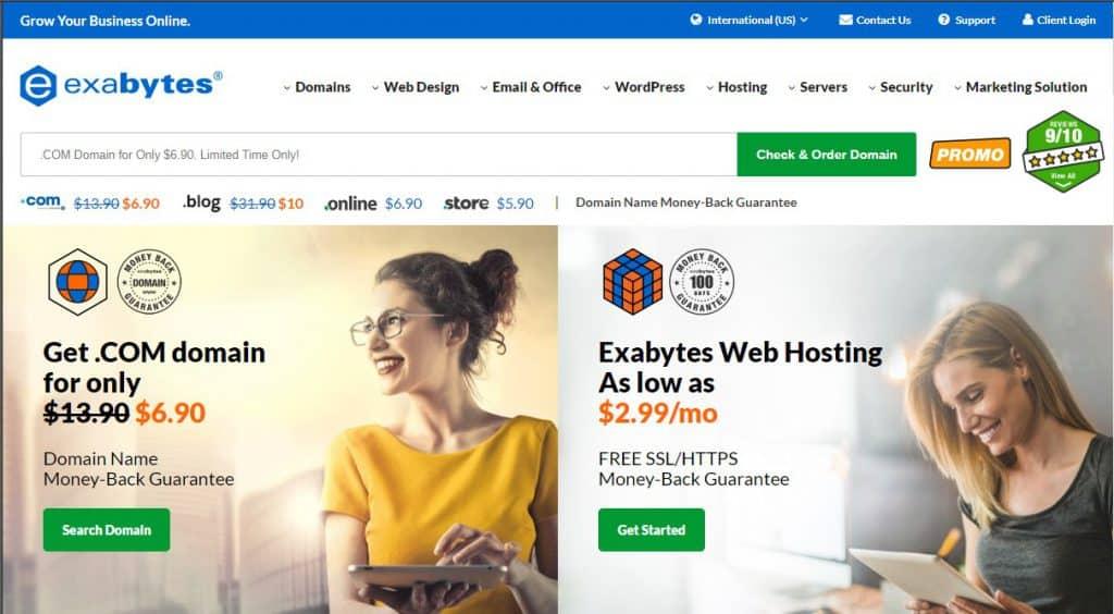 exabytes 1024x564 - Exabytes Web Review