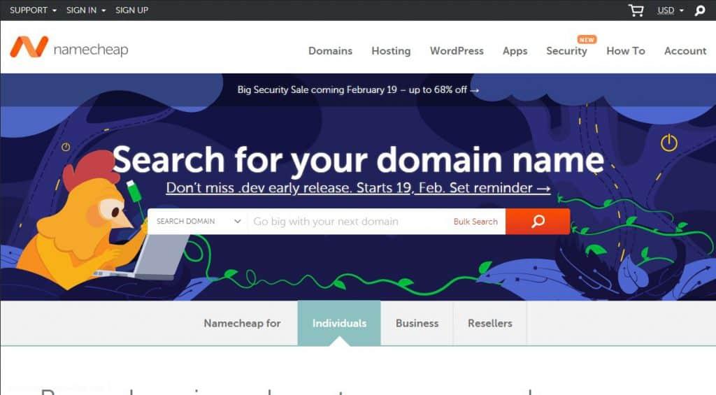 namecheap 1024x565 - Namecheap.com Review – Domain, Hosting, WordPress and More