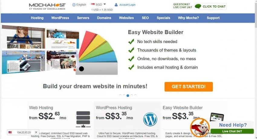 mochahost.com  850x462 - MochaHost Web Hosting Company